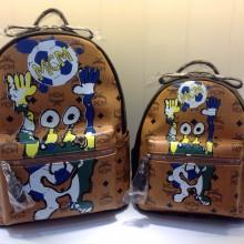 2015MCM专柜新款 cartoon亲子背包 厂价直销 一件代发