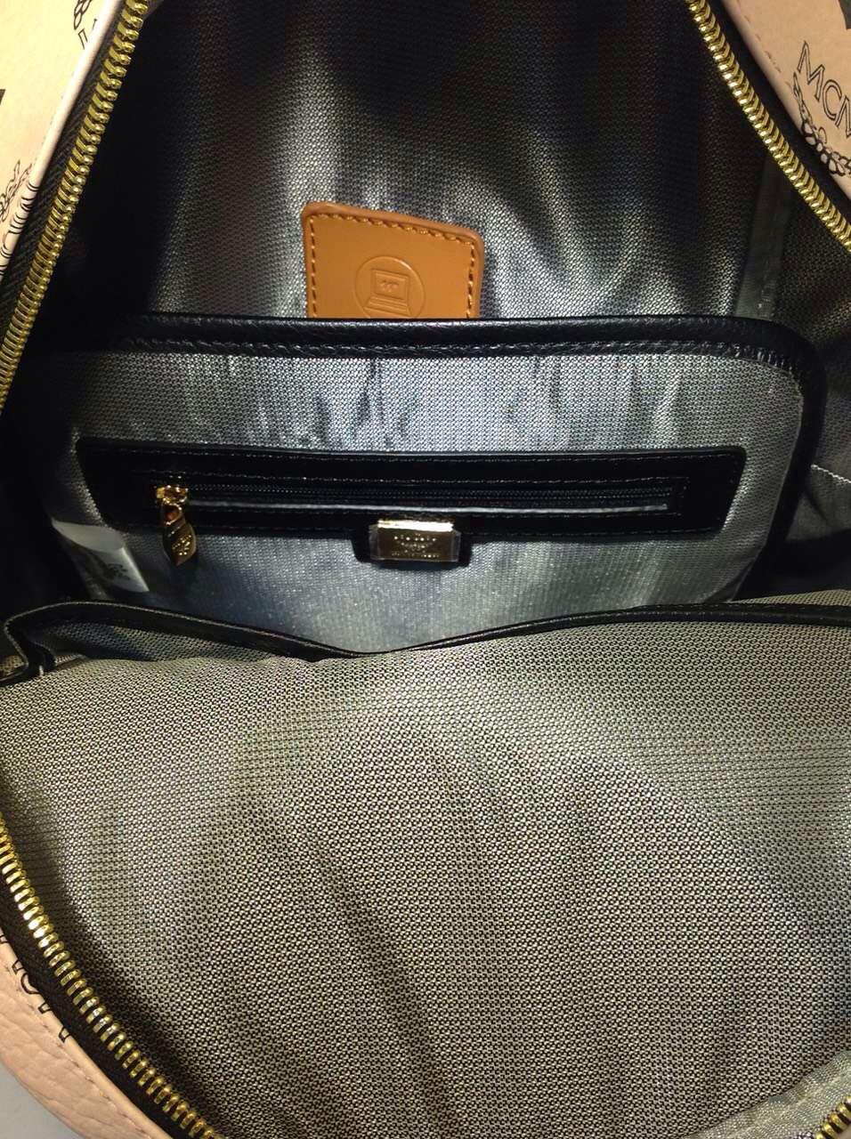 MCM专柜同步 子母包双肩包 女士包包皮具批发 经典不落后