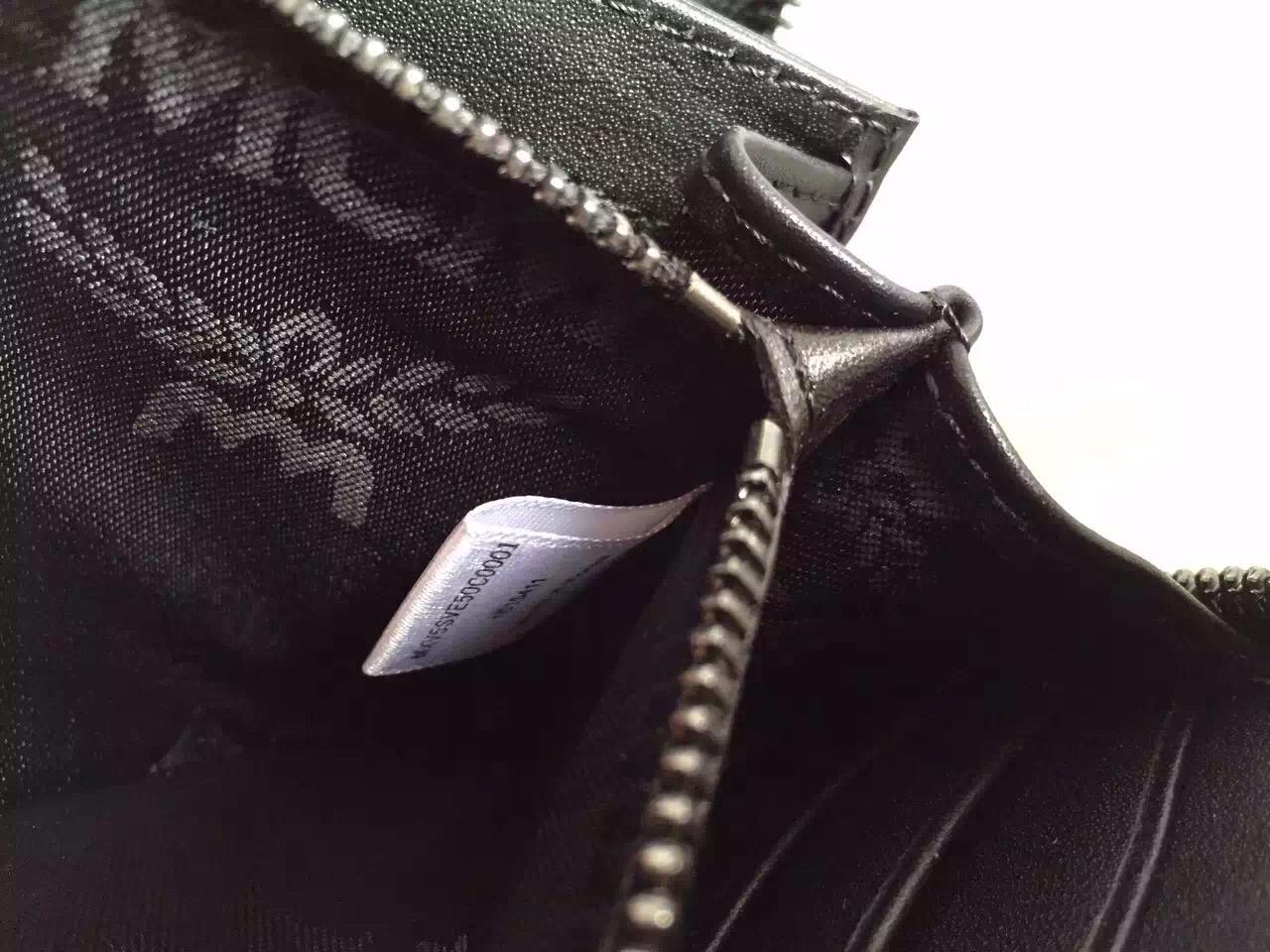 MCM原单 长款钱夹 专柜同步 一件代发 土黄
