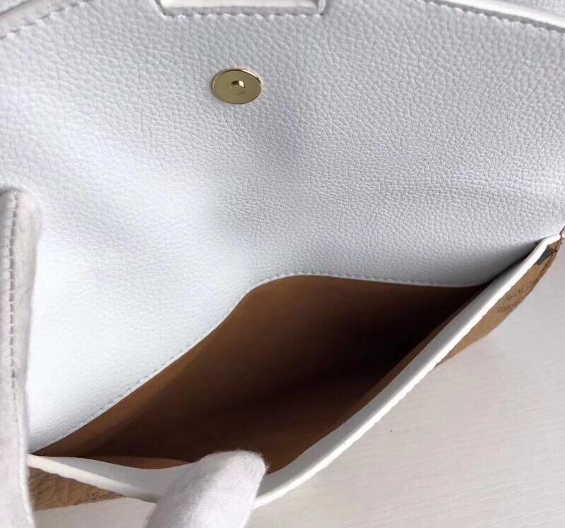 MCMMille系列双皮盖链条包 翻盖设计 经典Visetos图案材质组合及色块皮革 土黄拼黑